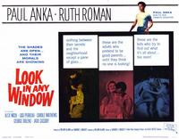 Look In Any Window - 11 x 14 Movie Poster - Style B