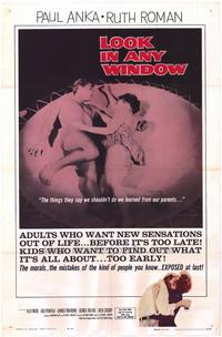 Look In Any Window - 11 x 17 Movie Poster - Style A