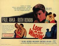 Look In Any Window - 22 x 28 Movie Poster - Half Sheet Style A