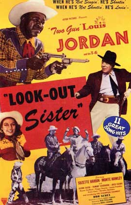 Look-Out Sister - 11 x 17 Movie Poster - Style A