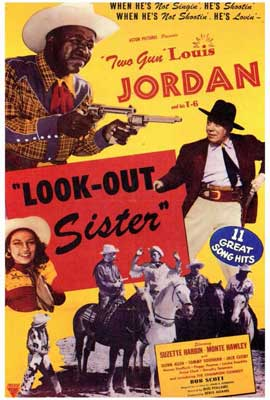 Look-Out Sister - 27 x 40 Movie Poster - Style A