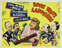 Look Who's Laughing - 30 x 40 Movie Poster - Style A