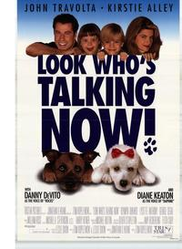 Look Who's Talking Now - 27 x 40 Movie Poster - Style A