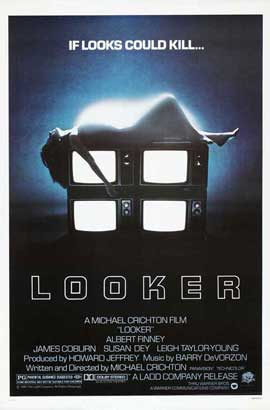Looker - 27 x 40 Movie Poster - Style A