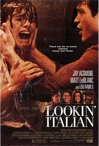 Lookin Italian - 11 x 17 Movie Poster - Style A