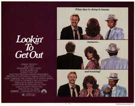 Lookin' to Get Out - 11 x 14 Movie Poster - Style A