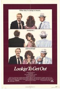Lookin' to Get Out - 27 x 40 Movie Poster - Style A