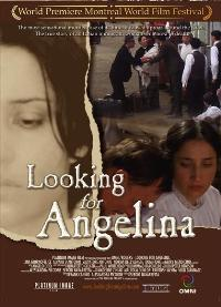 Looking for Angelina - 43 x 62 Movie Poster - Bus Shelter Style A
