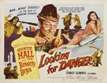 Looking for Danger - 30 x 40 Movie Poster - Style A