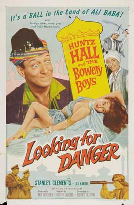 Looking for Danger - 11 x 17 Movie Poster - Style A