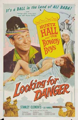 Looking for Danger - 27 x 40 Movie Poster - Style A