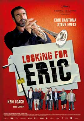 Looking for Eric - 11 x 17 Movie Poster - Belgian Style A