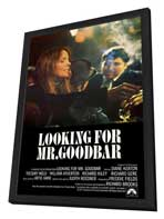 Looking for Mr. Goodbar - 11 x 17 Movie Poster - Style A - in Deluxe Wood Frame