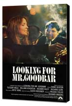 Looking for Mr. Goodbar - 11 x 17 Movie Poster - Style A - Museum Wrapped Canvas
