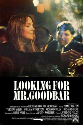 Looking for Mr. Goodbar - 27 x 40 Movie Poster - Style A