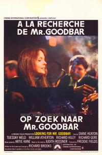 Looking for Mr. Goodbar - 11 x 17 Movie Poster - Belgian Style A