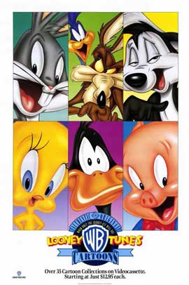 Looney Toons Collection - 11 x 17 Movie Poster - Style A