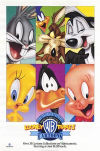 Looney Toons Collection - 43 x 62 Movie Poster - Bus Shelter Style A