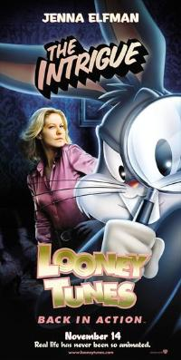 Looney Tunes: Back in Action - 27 x 40 Movie Poster - Style B