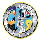 Looney Tunes Cartoons - Bugs Bunny and Gang Wall Clock
