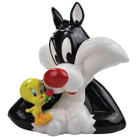 Looney Tunes Cartoons - Sylvester and Tweety Best Friends Bank