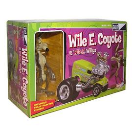 Looney Tunes Cartoons - Wile E. Coyote & Wile E. Wonder Vehicle Kits