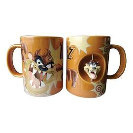 Looney Tunes Cartoons - Taz 12 oz. Ceramic Spinner Mug