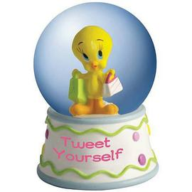 Looney Tunes Cartoons - Tweety Tweet Yourself Water Globe