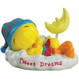 Looney Tunes Cartoons - Tweety Tweet Dreams Mini Statue