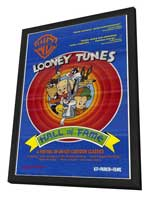 Looney Tunes: Hall of Fame - 11 x 17 Movie Poster - Style A - in Deluxe Wood Frame