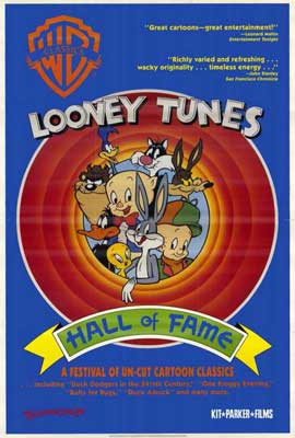 Looney Tunes: Hall of Fame - 27 x 40 Movie Poster - Style A