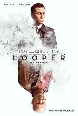 Looper - DS 1 Sheet Movie Poster - Style A