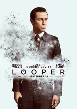 Looper - 27 x 40 Movie Poster