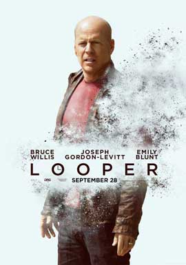Looper - 27 x 40 Movie Poster - Style D