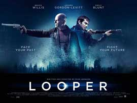 Looper - 22 x 28 Movie Poster - Style A