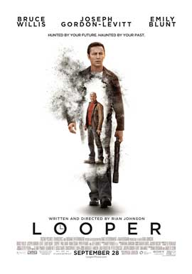 Looper - 11 x 17 Movie Poster - Style C