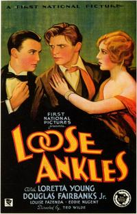 Loose Ankles - 43 x 62 Movie Poster - Bus Shelter Style A