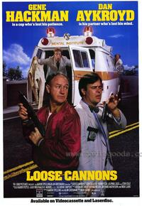 Loose Cannons - 27 x 40 Movie Poster - Style A