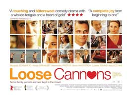 Loose Cannons - 11 x 17 Movie Poster - UK Style A