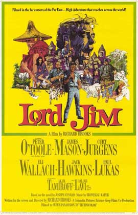 Lord Jim - 11 x 17 Movie Poster - Style A