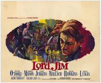 Lord Jim - 11 x 17 Movie Poster - Belgian Style A