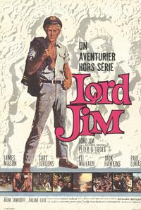 Lord Jim - 11 x 17 Movie Poster - French Style A