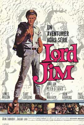 Lord Jim - 27 x 40 Movie Poster - French Style A