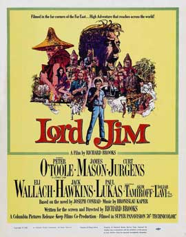 Lord Jim - 22 x 28 Movie Poster - Half Sheet Style A