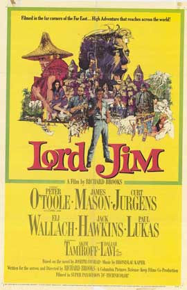 Lord Jim - 27 x 40 Movie Poster - Style A