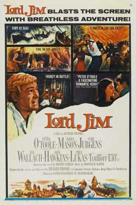 Lord Jim - 11 x 17 Movie Poster - Style B