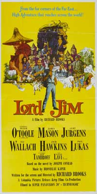 Lord Jim - 20 x 40 Movie Poster - Style A