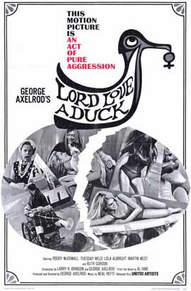Lord Love a Duck - 11 x 17 Movie Poster - Style A