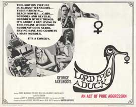 Lord Love a Duck - 11 x 14 Movie Poster - Style B