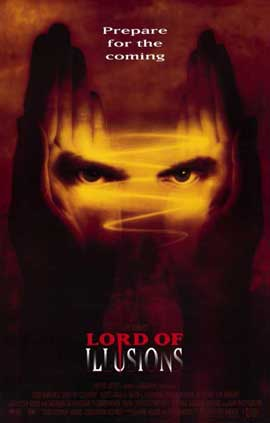 Lord of Illusions - 11 x 17 Movie Poster - Style B